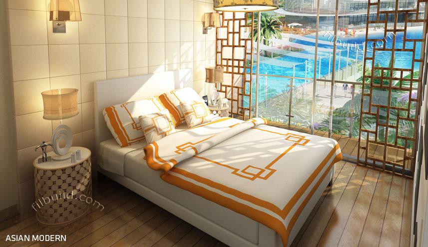 Condo Sale at Azure Condominium Unit Interior Design