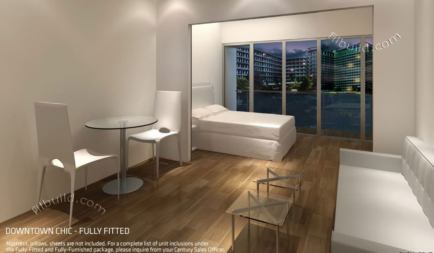 Condo sale at azure condominium unit interior design for Interior designs for condo units