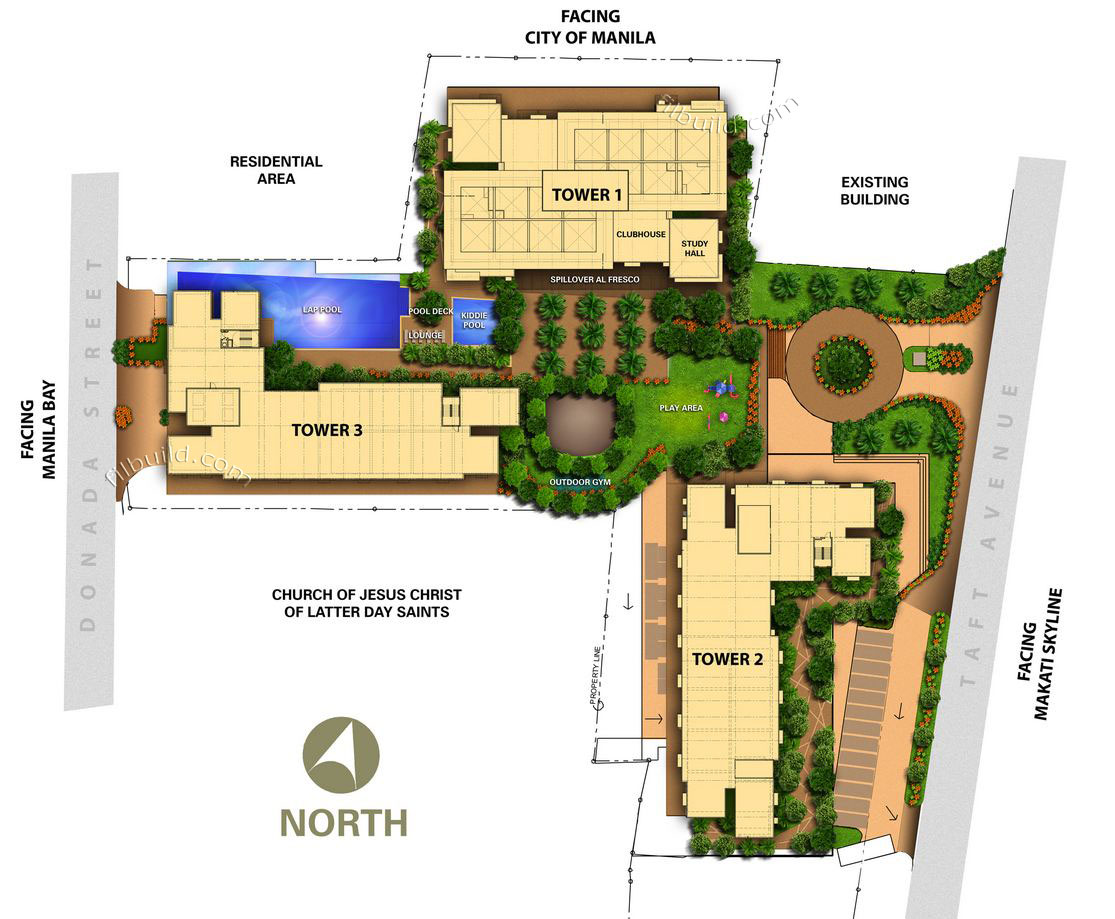 Manila Real Estate Condo For Sale At Avida Towers Prime Taft By Ayala Land