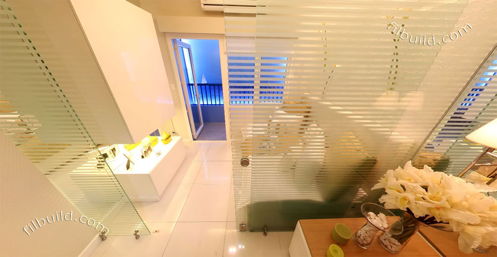 Condo sale at sea residences 1 bedroom condo unit photos for Bedroom ideas philippines