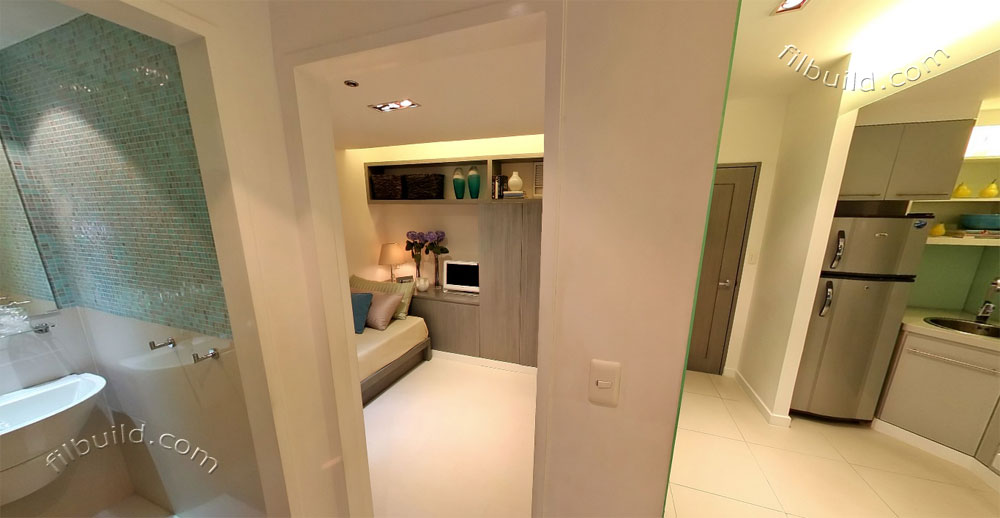 Condo sale at sea residences 2 bedroom condo unit photos for Bedroom ideas philippines