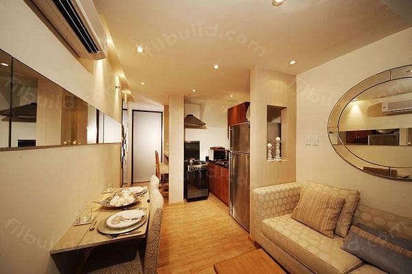 Kitchen Floor To Living Room Floor
