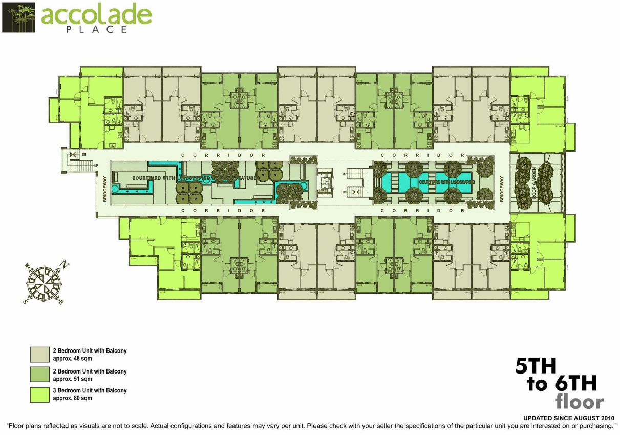 Condo sale at accolade place condominiums floor plans for City home plans