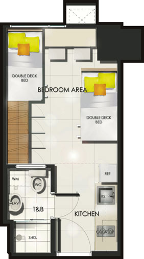 20 Sqm] 20 Sqm Corner Major Homes Inc, Apartments Clever ...