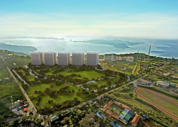 Condo Sale At Wind Residences In Tagaytay City By Sm
