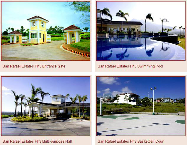 Sto Tomas Batangas Real Estate Home Lot For Sale At San
