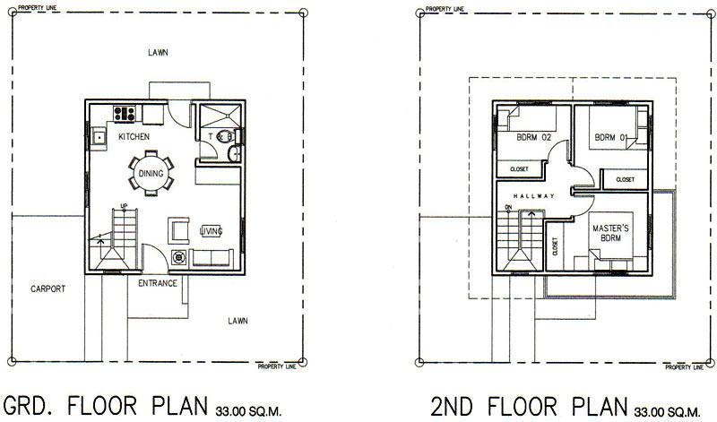 Baguio city real estate home lot for sale at blue ridge mountains by goshen land for Filipino house design with floor plan