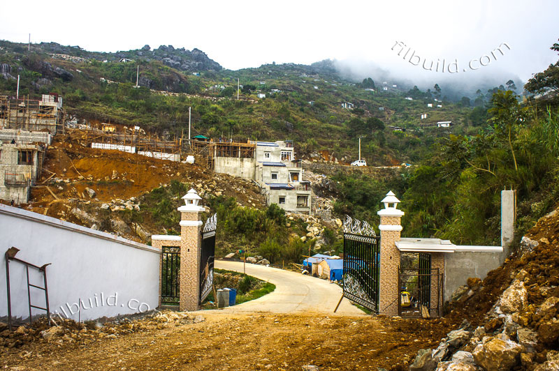 Baguio Real Estate Residential Lot For Sale Near City