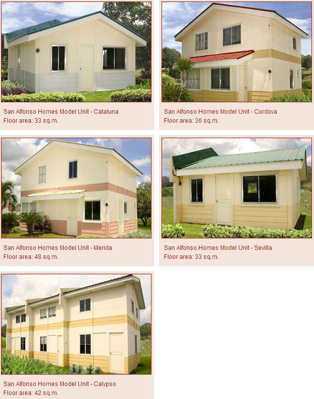 Naga City Camarines Sur Real Estate Home Lot For Sale At San Alfonso Homes By Ayala Land