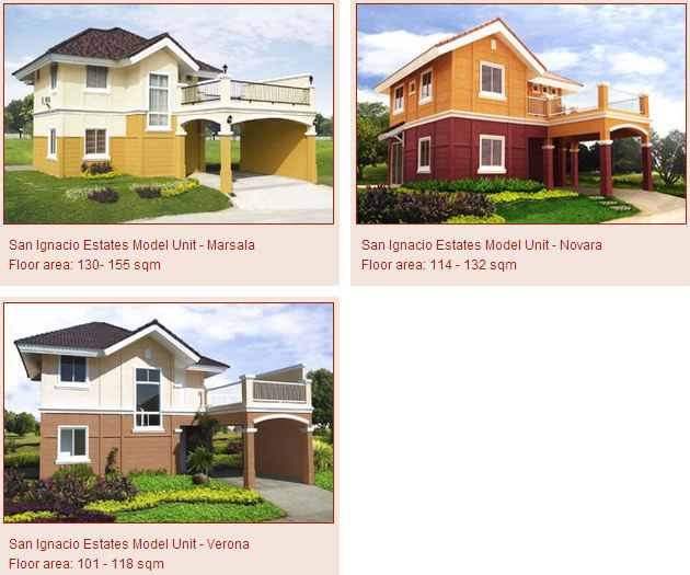 Naga City Camarines Sur Real Estate Home Lot For Sale At San Ignacio Estates By Ayala Land