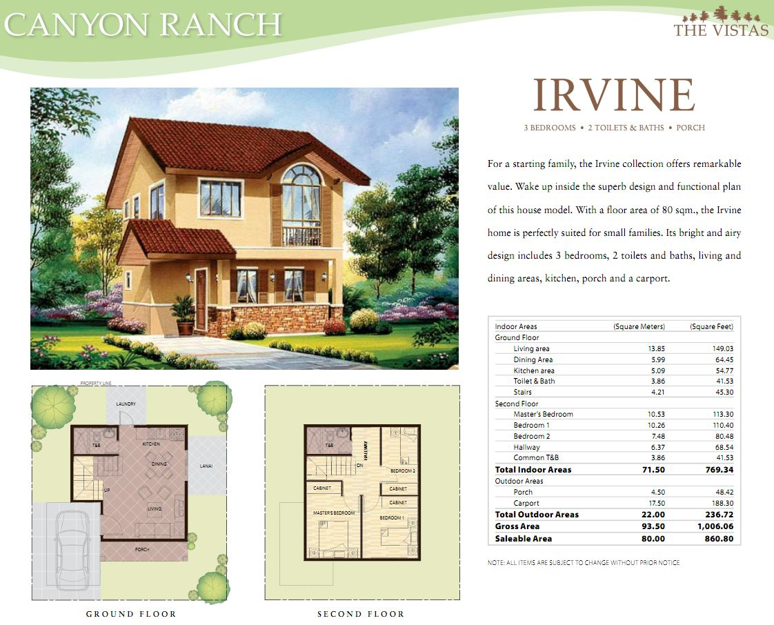 Real Estate Home Lot Sale At Canyon Ranch Homes Irvine