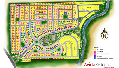 Cavite Real Estate Home Lot For Sale at Avida Residences ...