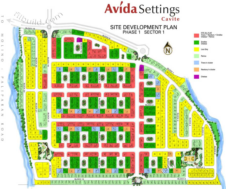 Molino Bacoor Cavite Real Estate Home Lot For Sale At Avida Settings By Ayala Land