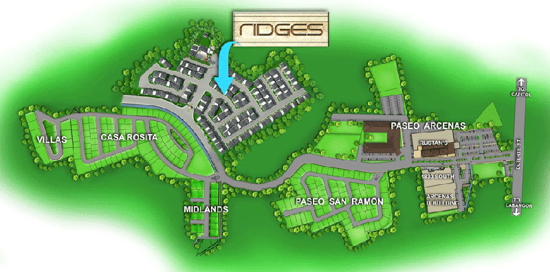 Cebu Real Estate New Homes At Ridges By Handumanan Development Corporation