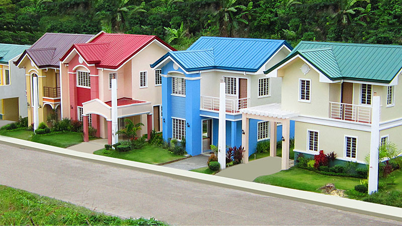 Consolacion cebu real estate home lot for sale at aspen for House design collection
