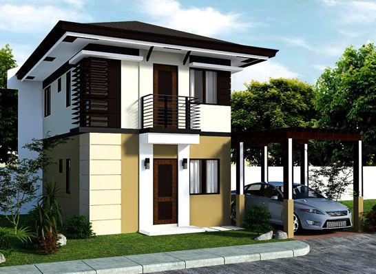 Minglanilla cebu real estate homes at midori plains by for 120 sqm modern house design