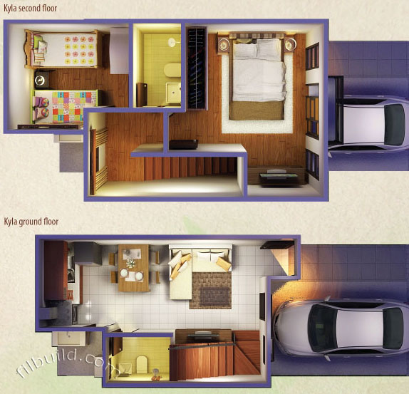 Wondrous Simple Two Story House Plans Philippines Largest Home Design Picture Inspirations Pitcheantrous