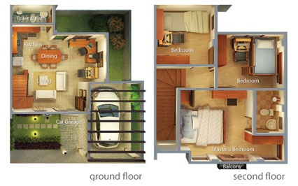 Fine Simple Two Story House Plans Philippines Largest Home Design Picture Inspirations Pitcheantrous