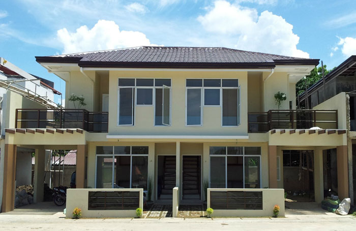 Talisay City Cebu Real Estate Homes For Sale At Alberlyn South Subdivision By Ae International
