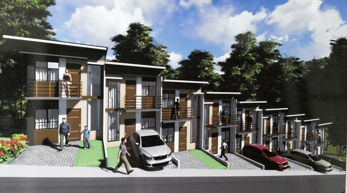 Talisay City Cebu Real Estate Townhomes At Casa Mira By Cebu Landmasters