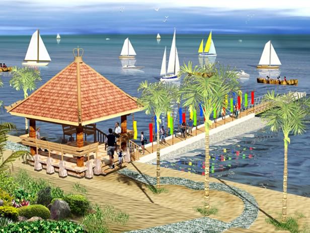 Samal Island Davao Del Norte Real Estate Home Lot For