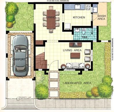 Daphne model house filinvest