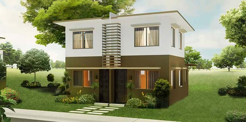 Modern minimalist house for sale - Talomo Davao City Real Estate Home Lot For Sale At Villa