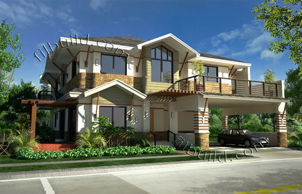 Taguig city real estate home lot for sale at mahogany for Subdivision home designs
