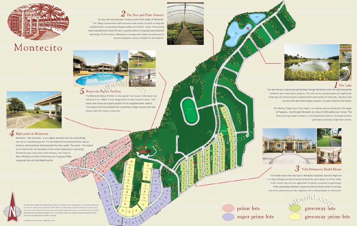 Canlubang Calamba Laguna Real Estate Home Lot For Sale At Montecito By Ayala Land