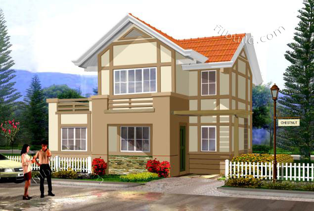 San pedro laguna real estate home lot for sale at the for Philippine model house design