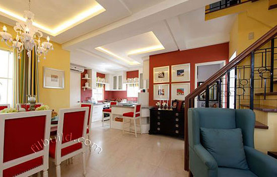 Great Interior Design For Camella Homes
