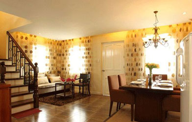 Superbe Interior Design Of Camella Homes