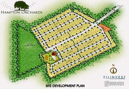 Bacolor Pampanga Real Estate Home Lot For Sale At Hampton Orchards By Filinvest Land