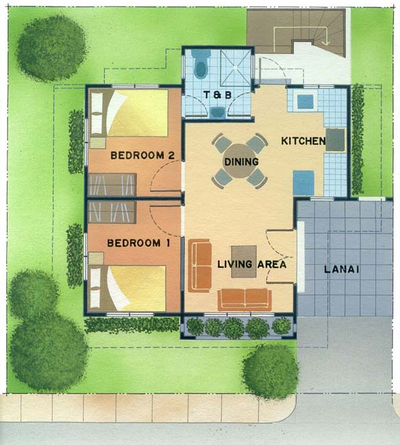 Quezon city metro manila real estate home lot for sale at for Average house floor area