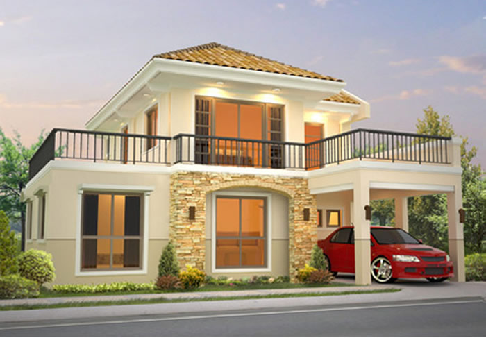 Angono rizal real estate home lot for sale at mission for One story house design in the philippines