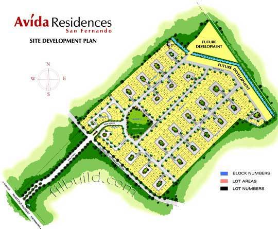 Pampanga Real Estate Home Lot For Sale At Avida Residences San Fernando By Ayala Land