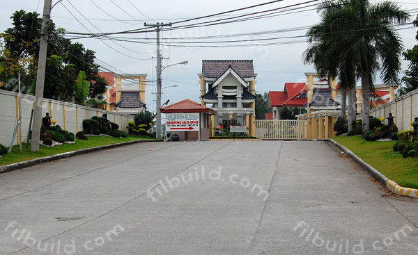 san fernando  pampanga real estate home lot for sale at hacienda royale by st  catherine realty