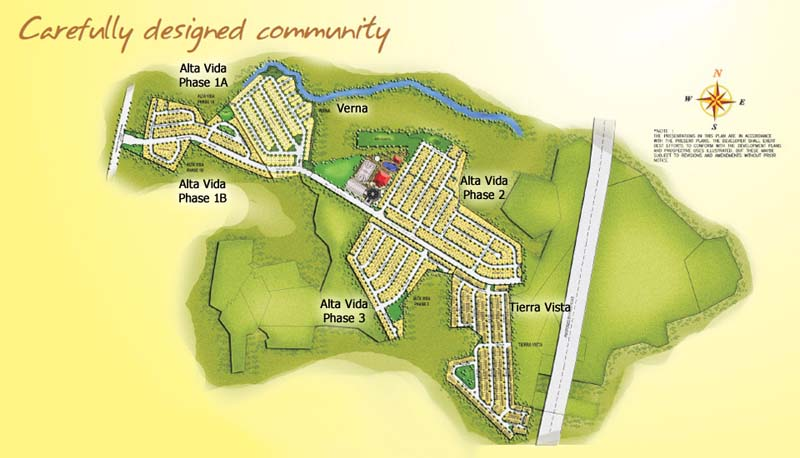 Bulacan Real Estate Home Lot For Sale At Alta Vida At San Rafael Estates By Filinvest Land