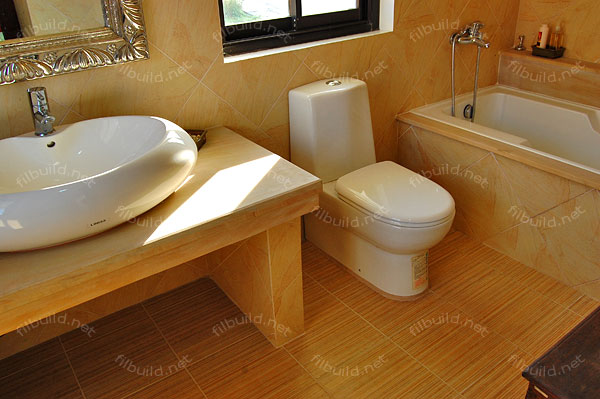 Subic zambales real estate home lot for sale at alta for Simple bathroom designs philippines