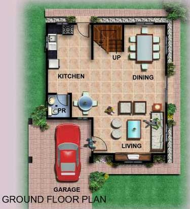Malolos bulacan real estate home lot for sale at florida for Camella homes design with floor plan