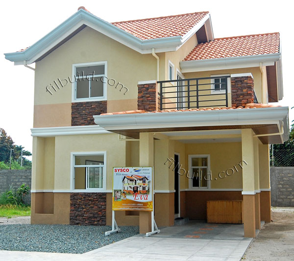 Malolos bulacan real estate home lot for sale at florida for Two storey house design philippines