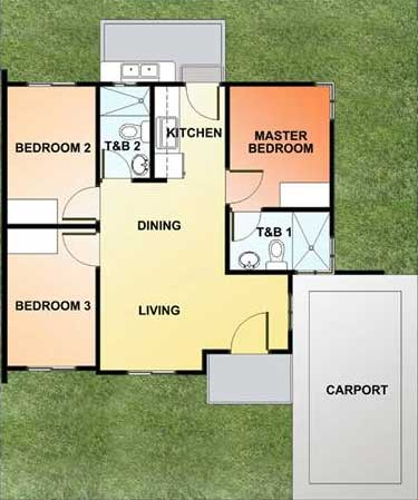 Small house design with floor plan philippines meze blog for Philippines house designs and floor plans