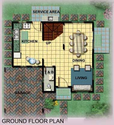 Philippines Native House Designs And Floor Plans - Bahay Kubo Design ...