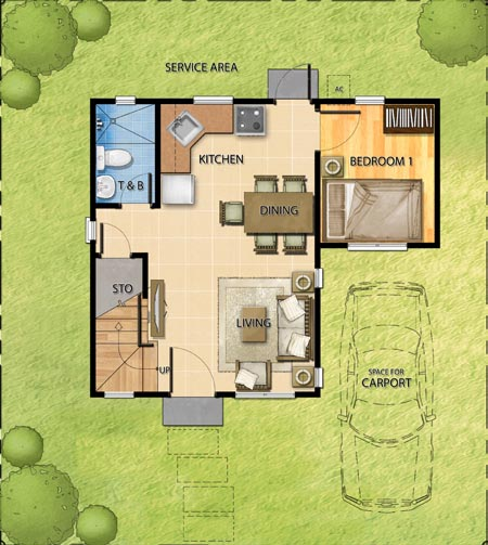 Tarlac city real estate home lot for sale at somerset lane for 100 sqm floor area house design