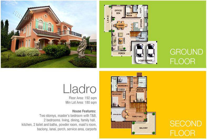 Camella homes batangas city model house