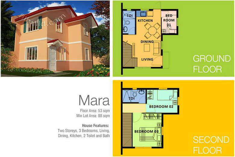 Bataan real estate home lot for sale at camella orani by for Design homes inc reviews