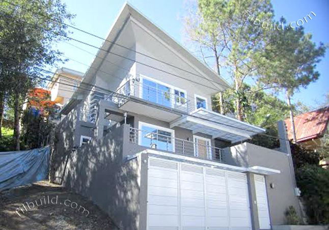 Real Estate Baguio New House For Sale