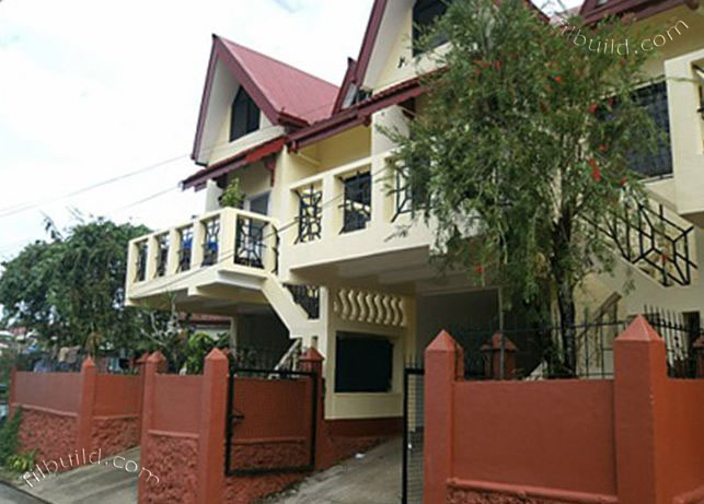 Real Estate Baguio Townhouse 4 Bedrooms With Attic For Sale
