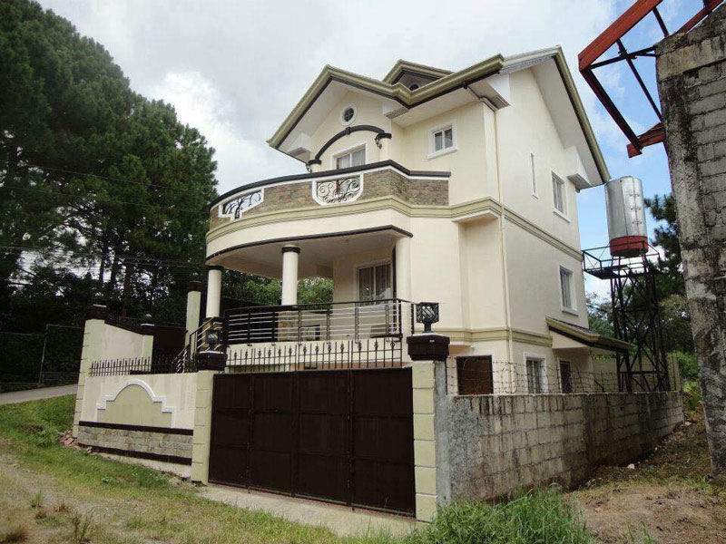 House Amp Lot For Sale Just Beside The Airport In Baguio City