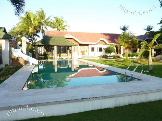Real Estate Tagum House With Swimming Pool For Sale